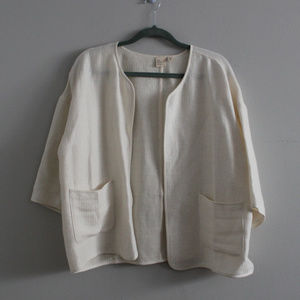 Eileen Fisher Jackets & Coats - The Fisher Project Eileen Fisher Organic Jacket